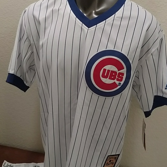 best authentic cc5fc f29e7 Anthony Rizzo Authentic Cubs Jersey NWT NWT